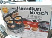 HAMILTON BEACH Toaster Oven 25490